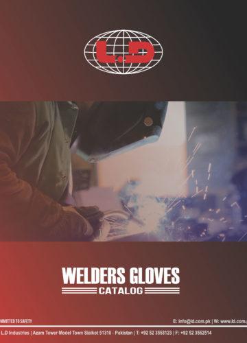 Welders Gloves