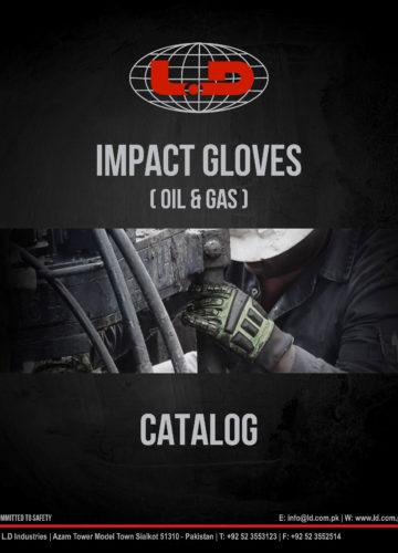 Impact Gloves - Oil & Gas