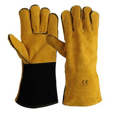 LD-331 Welding Gloves Brown