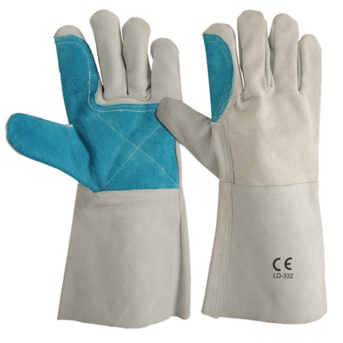 LD-332 Welders Gloves Double Palm