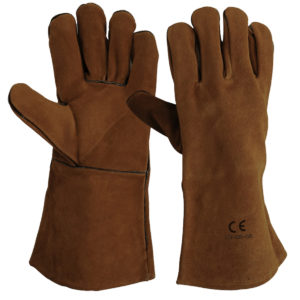 LD-335-GB Welders Gloves Welted