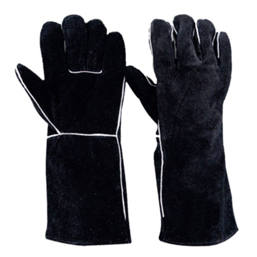 LD-335-BLK Welders Gloves Heat Resistance