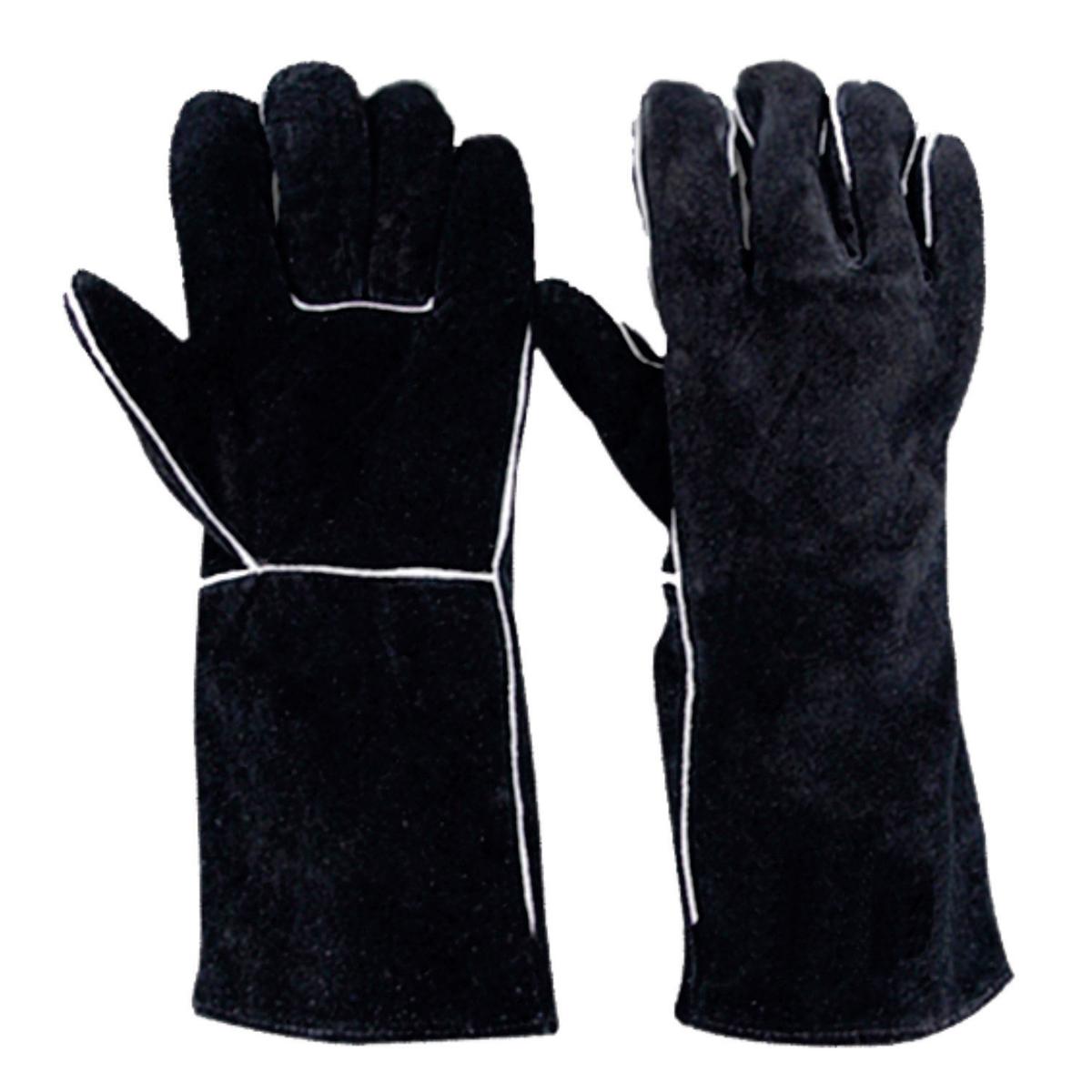 LD-335-BLK Welders Gloves Heat Resistance