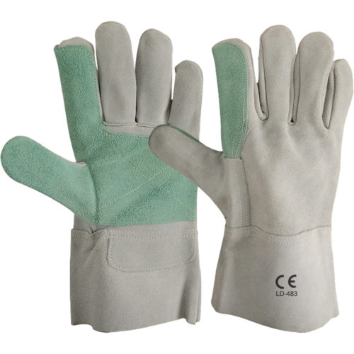 LD-483 Foundry Gloves Double Palm
