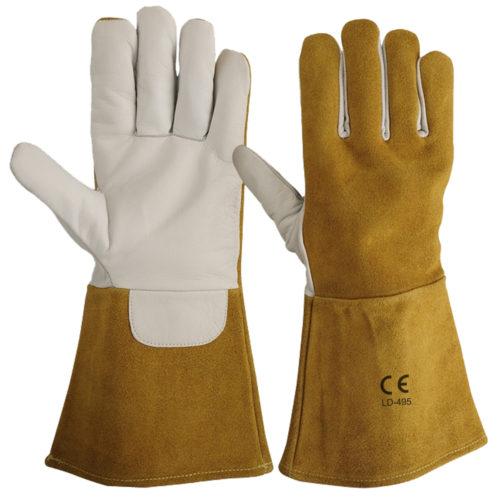 LD-495 Tig Welder Gloves