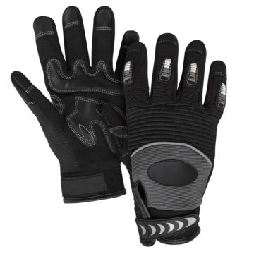 LD-930 Synthetic Leather Mechanics Gloves