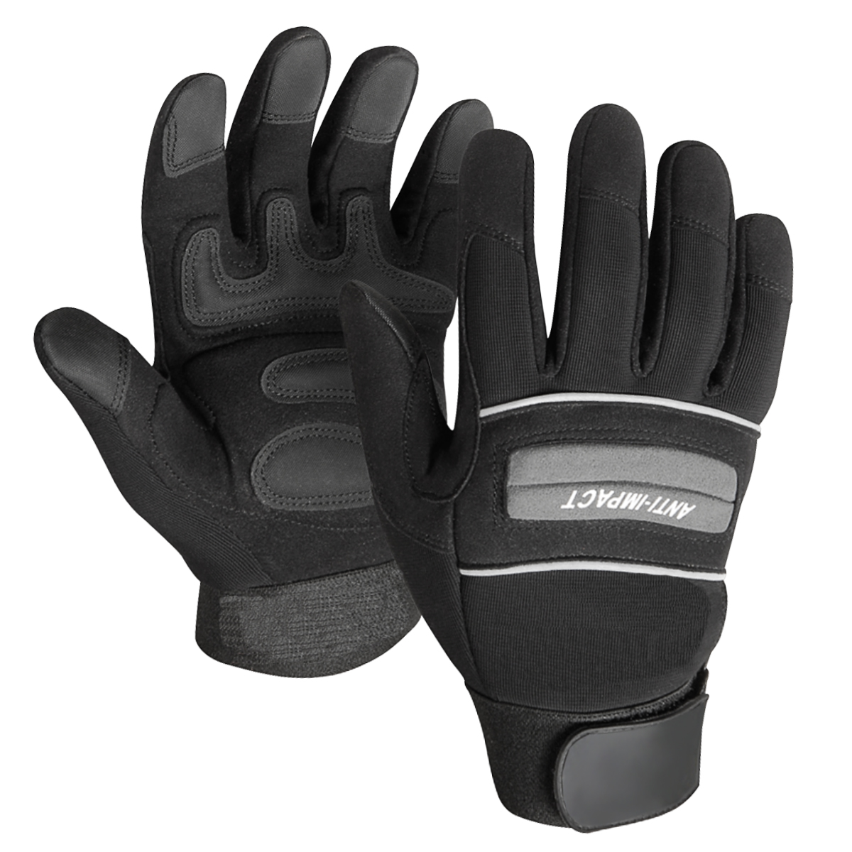 LD-932 Mechanics Gloves Synthetic Leather