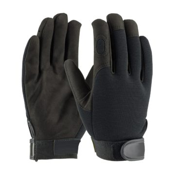 LD-933 Mechanics Gloves Synthetic Leather