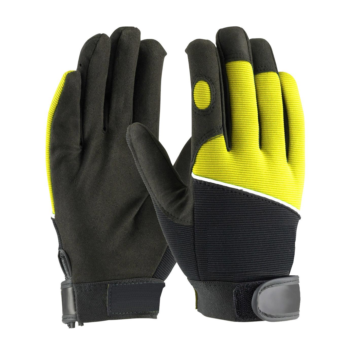 LD-934 Mechanics Synthetic Leather