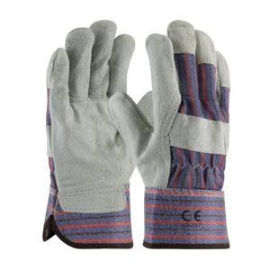 Split Leather Working Gloves