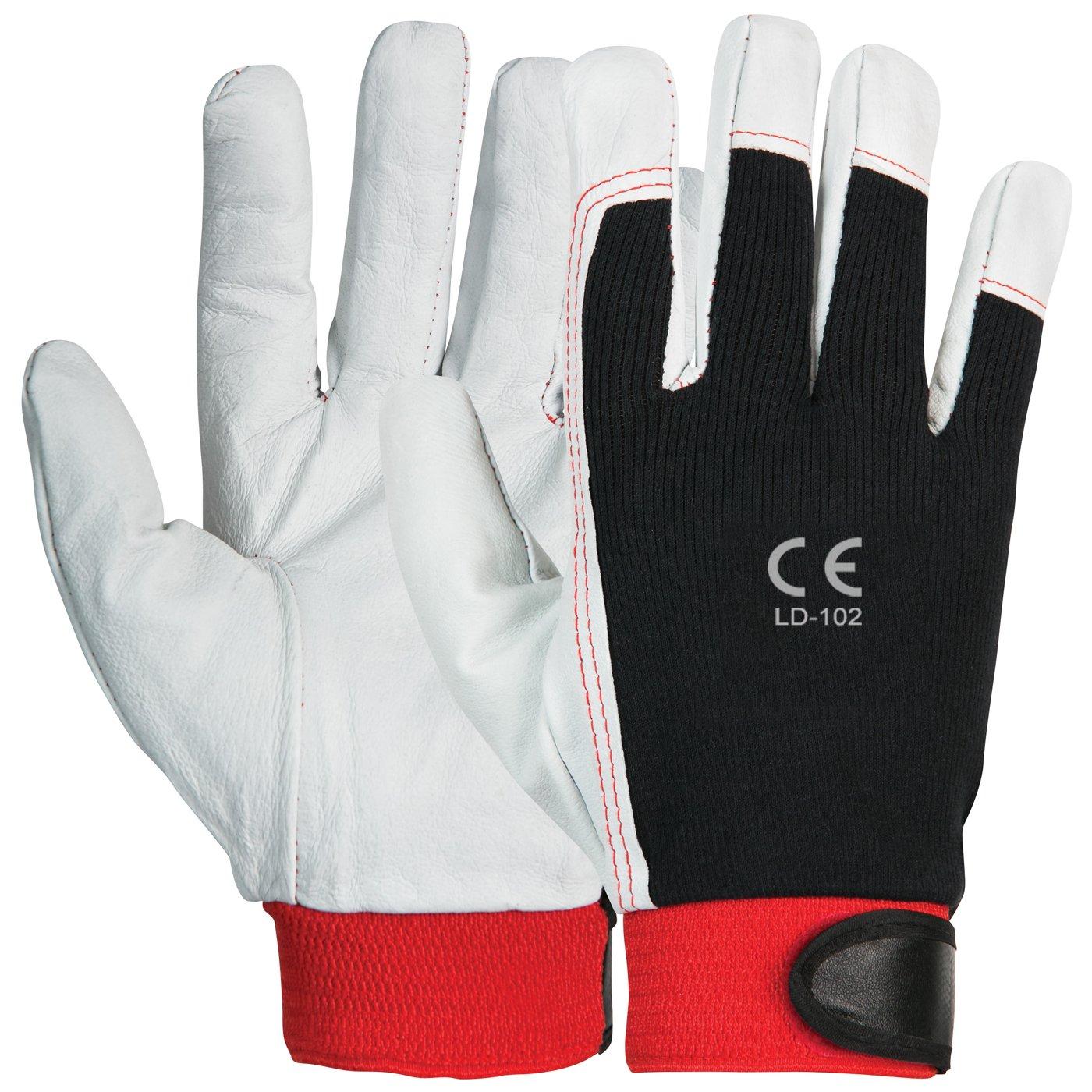 LD-103 Assembly Gloves Goat Skin