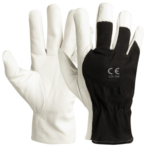 LD-104 Soft Assembly Gloves Goat Skin