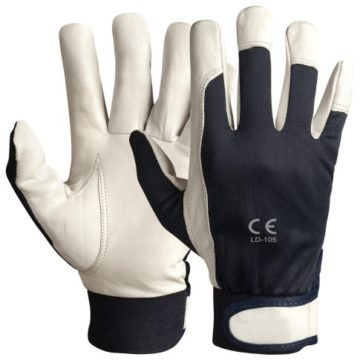 LD-105 Assembly Gloves Nylon Back