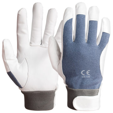 LD-106 Goat Skin Assembly Gloves