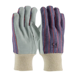 LD-339 Split Leather Work Gloves