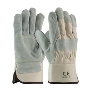LD-391-0 Double Palm Work Gloves