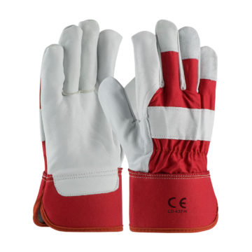 LD-437-R Work Gloves Red