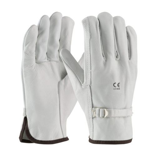 LD-606 Driver Gloves Straight Thumb