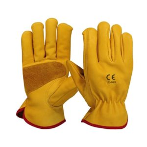 LD-640 Double Palm Driver Gloves